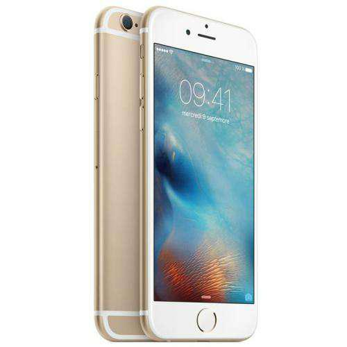 iPhone 6S 128Go Or