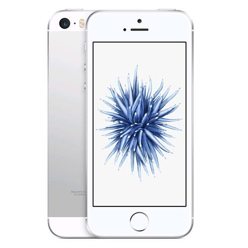 iPhone SE 16Go Argent