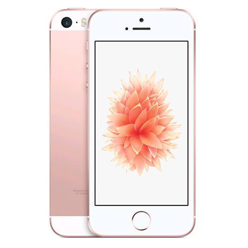 iPhone SE 16Go Or Rose