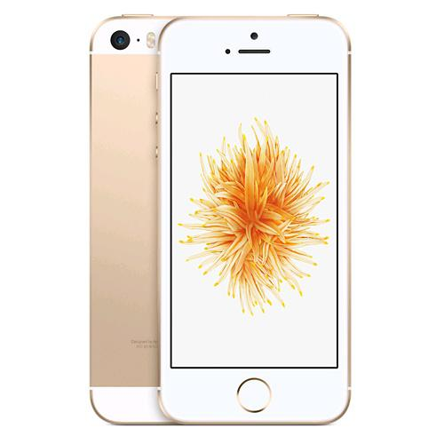 iPhone SE 16Go Or