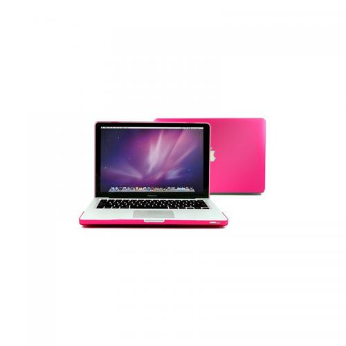 "Coque MacBook Pro 15"" Rose"
