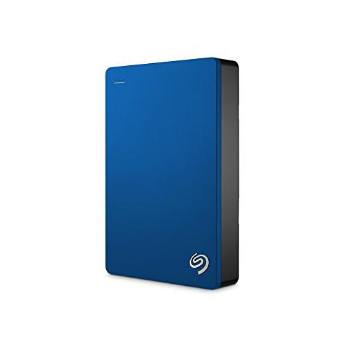 Seagate Backup Plus 4To Bleu