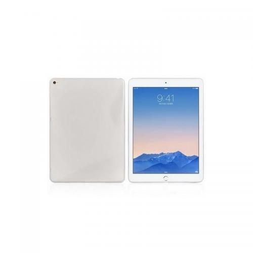 Coque silicone S-line iPad Mini 4 Transparente