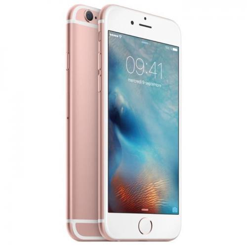 iPhone 6S Plus 128Go Or Rose