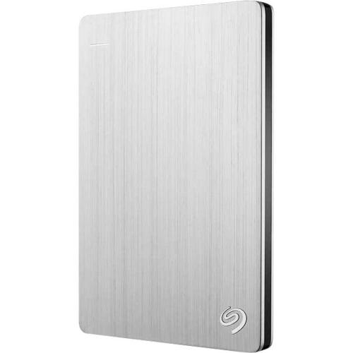 Seagate Backup Plus Ultra Slim 2To Silver
