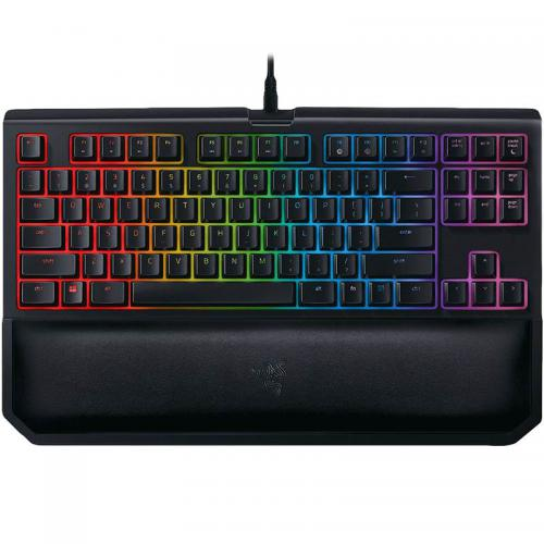 Razer Clavier BlackWidow Tournament Edition Chr V2 Qwerty