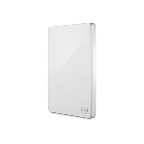 Seagate Backup Plus Slim 2To Blanc