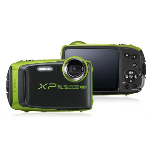 Fujifilm Finepix XP120 Citron