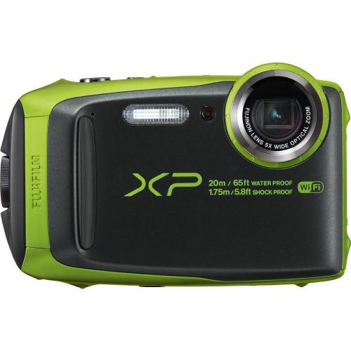 Fujifilm Finepix XP125 Citron