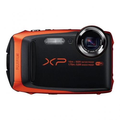 Fujifilm Finepix XP90 Orange