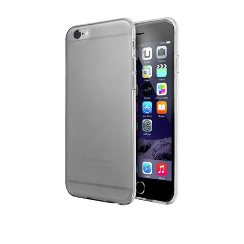 Coque TPU Gel iPhone 6 et 6S Transparente