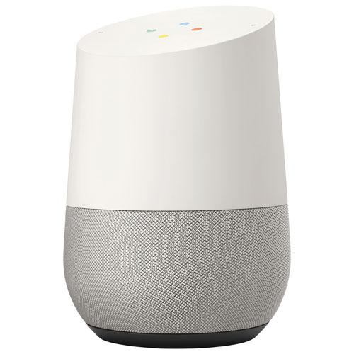 Google Home Blanche