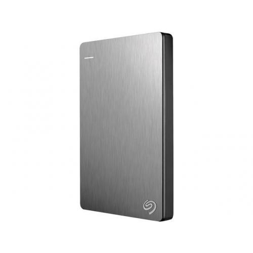 Seagate Backup Plus Slim 2To Argent