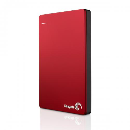 Seagate Backup Plus Slim 2To Rouge