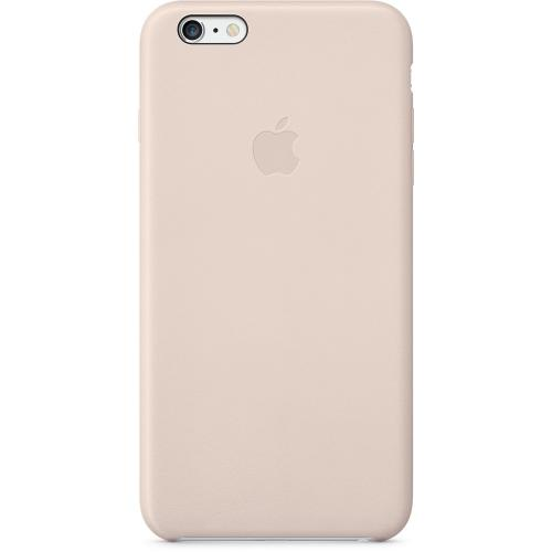 Apple Coque Cuir iPhone 6 Plus et 6S Plus Rose