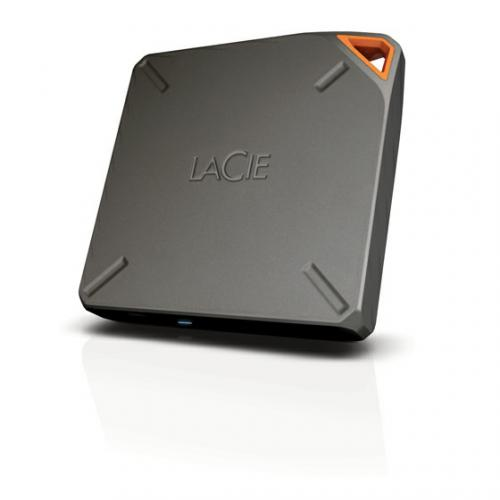 LaCie Fuel 2To Portable WiFi