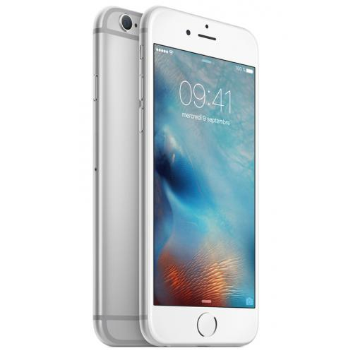 iPhone 6S 128Go Argent Touch ID non fonctionnel