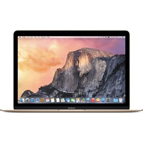 "MacBook 12"" Core M 8Go 512Go SSD Or (MK4N2)"