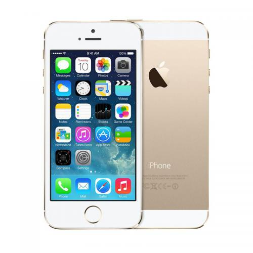 iPhone 5S 16Go Or Touch ID non fonctionnel