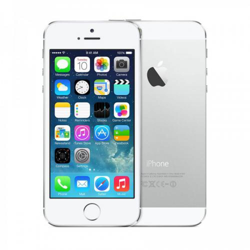 iPhone 5S 16Go Argent Touch ID non fonctionnel