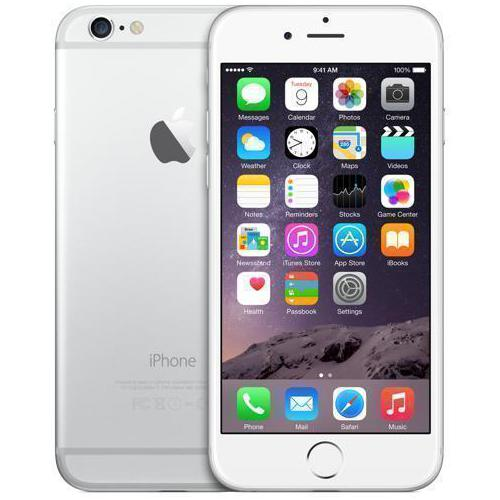 iPhone 6 64Go Argent Touch ID non fonctionnel