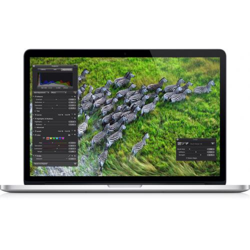 "MacBook Pro 15"" Core i7 16Go 512Go SSD Argent (ME665)"