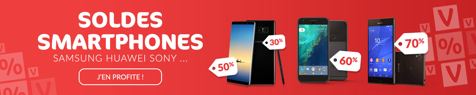Rayon Smartphone Soldes