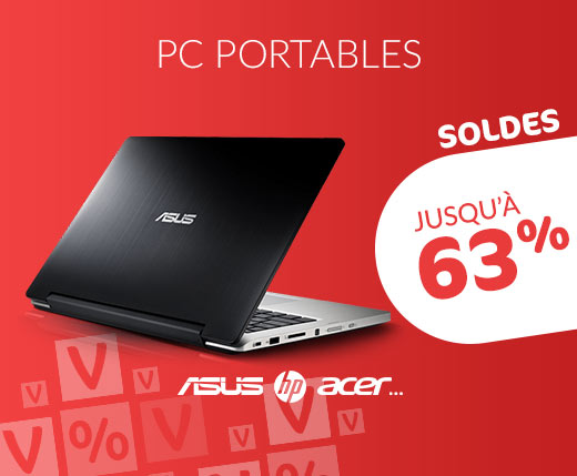Bons plans PC portables Reconditionné